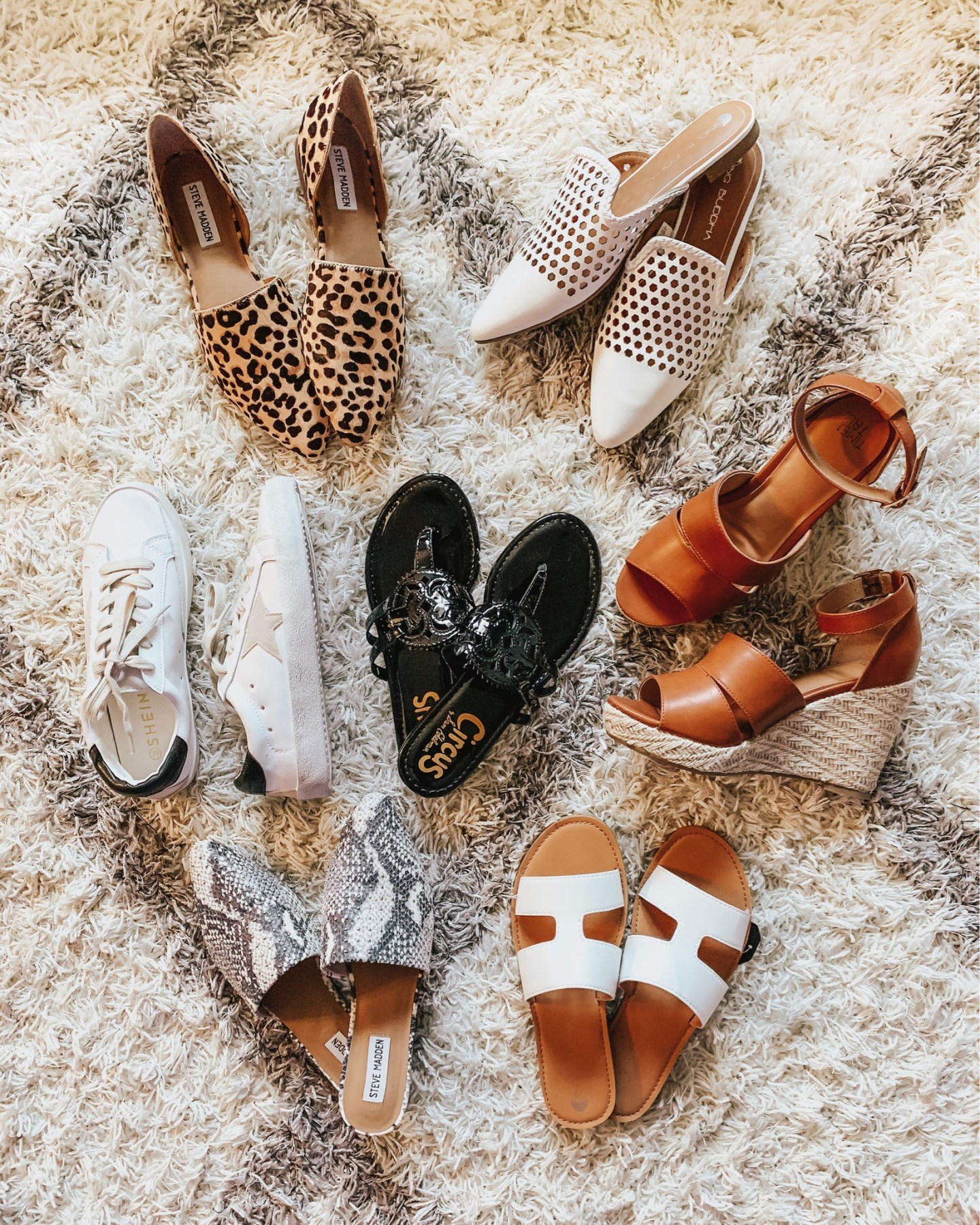 Spring and Summer 2019 Shoe Trends