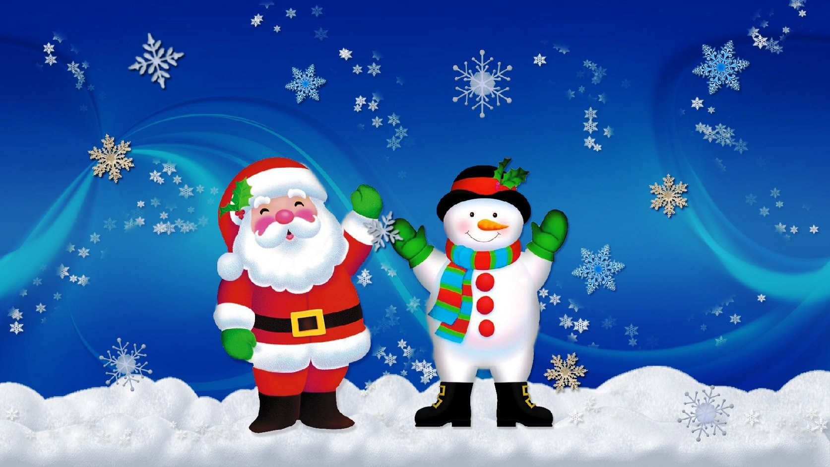 Christmas Cartoon Pictures WishesCollection