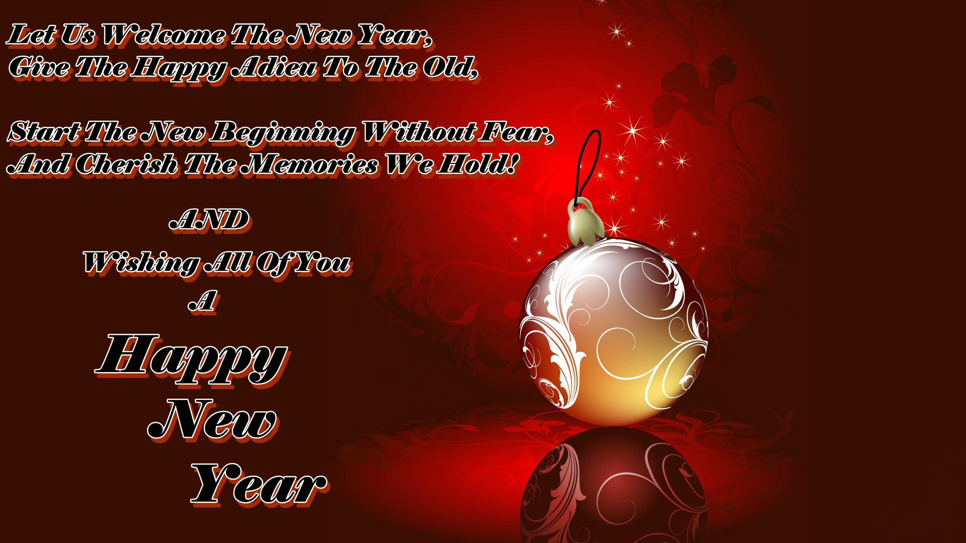 Best New Year Greeting Messages Merry Christmas And Happy New Year