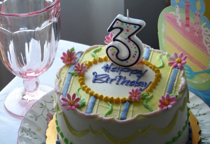 Happy 3rd Birthday Wishes For Kids Wishesgreeting