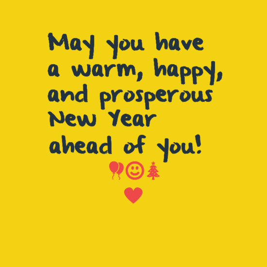 The 105 New Year Quotes | WishesGreeting