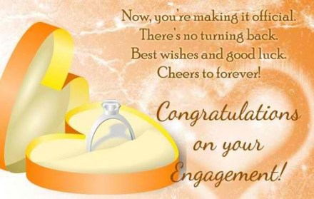 The 105 Congratulations On Your Engagement Quotes and Messages ...