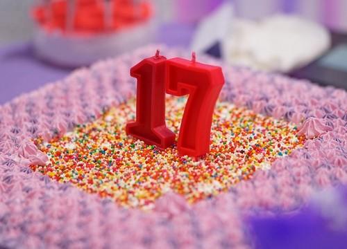 Happy 17th Birthday WishesGreeting