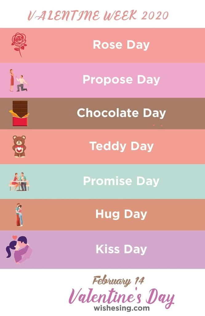 Valentine day wishes 2020