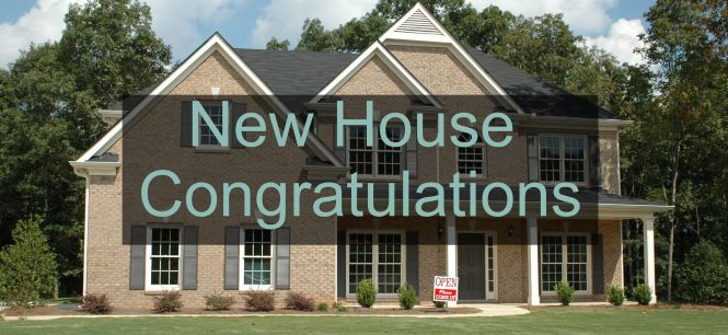 What To Write A New Homeowner