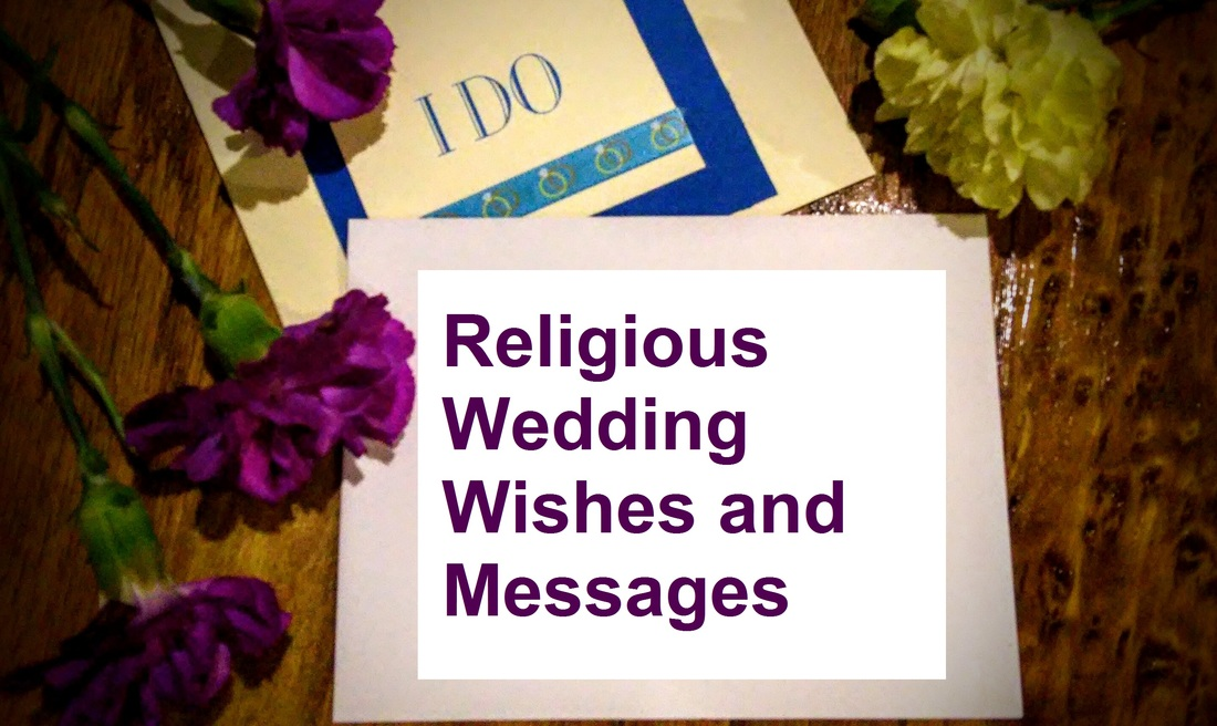 Religious Wedding Messages Wishes Messages Sayings