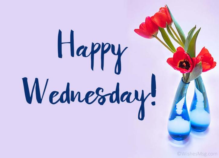 Wednesday Wishes : Happy Wednesday Greetings and Quotes - WishesMsg