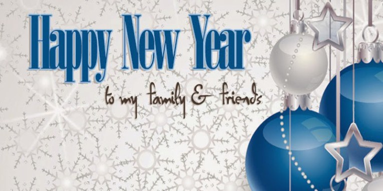 Best Happy New Year Messages For Friends & Family