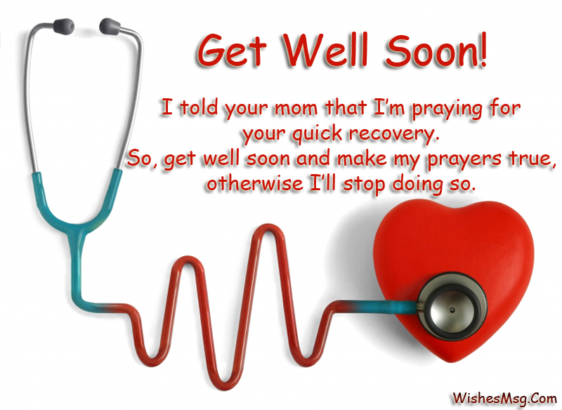 Get Well Messages Sister