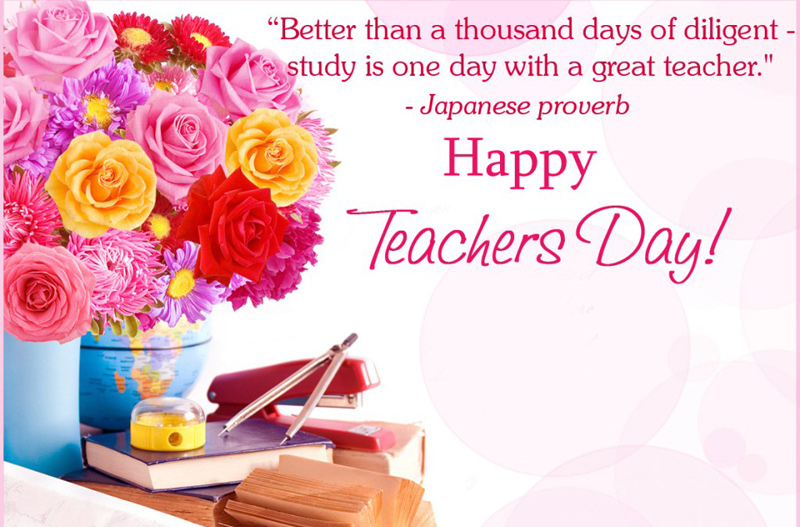 Happy Teachers Day Wishes Messages Amp Status WishesMsg