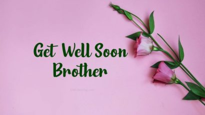 Get Well Soon Brother Images
