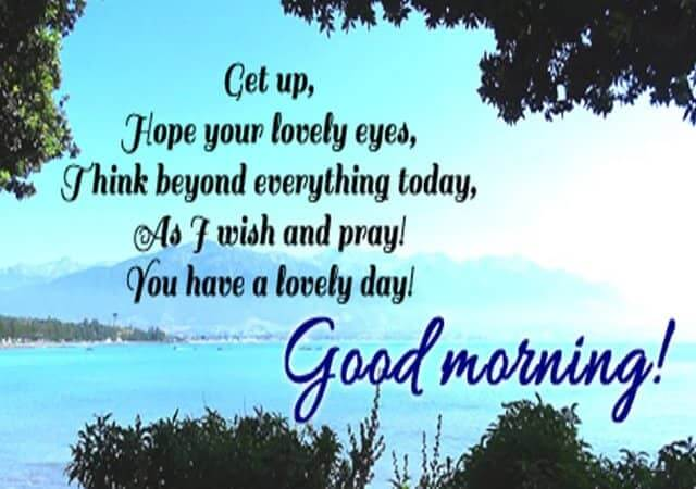 wishes and messages for morning