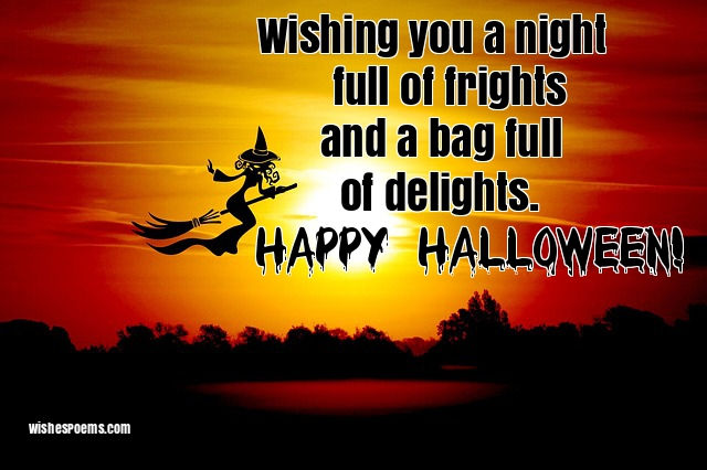 107 happy halloween quotes sayings funny scary messages wishes halloween wishes m4hsunfo