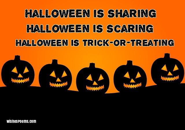 Happy Halloween Messages ...