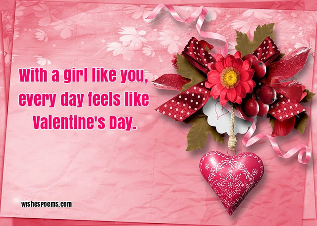 valentines day wishes for girlfriend