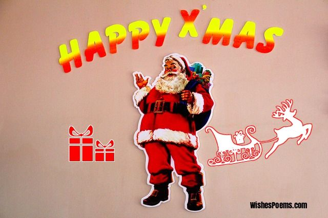 merry christmas images santa