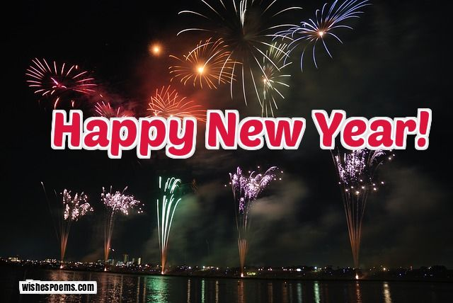 54 Happy New Year Images - New Year Wishes Images and Pictures