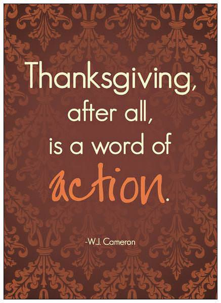 Thanksgiving Quotes For Family And Friends By WishesQuotes