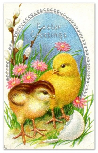 Easter Greetings For Friends And Family By WishesQuotes
