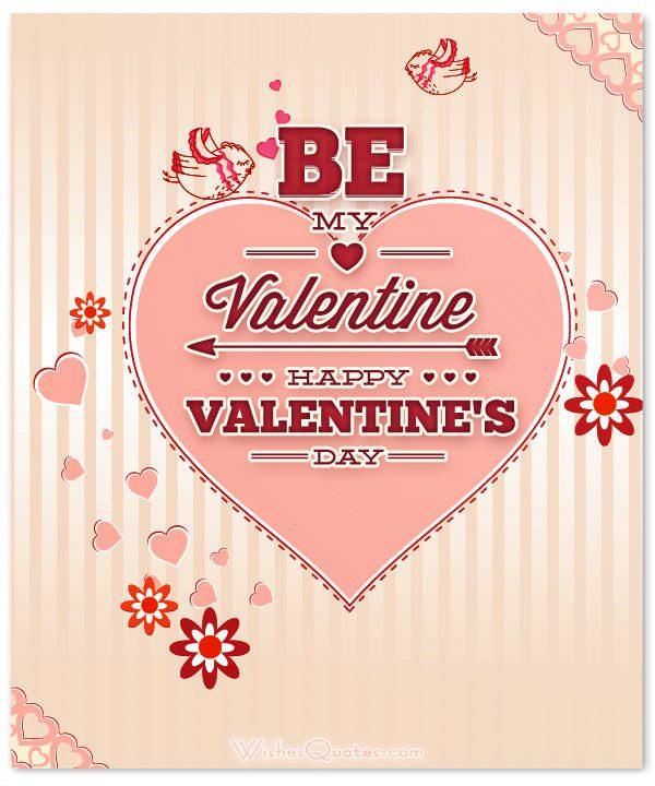 Sweet Valentines Day Love Cards For Someone Special
