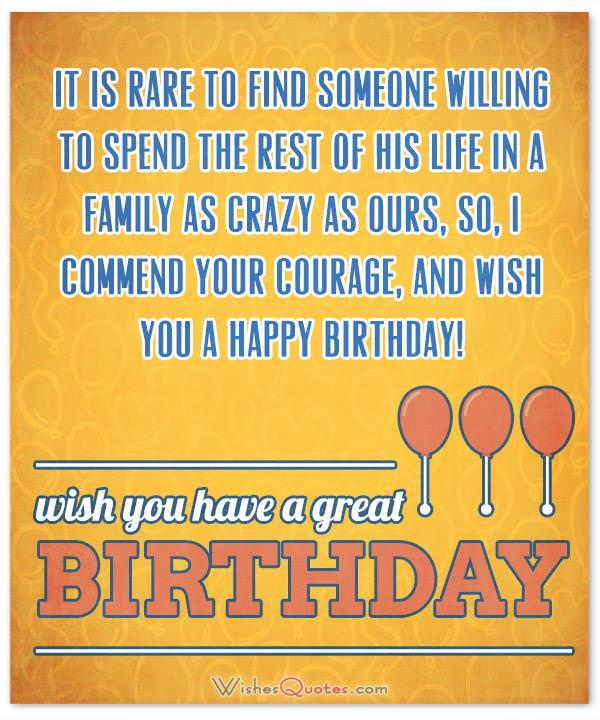 Unique Birthday Wishes For Stepdad By WishesQuotes