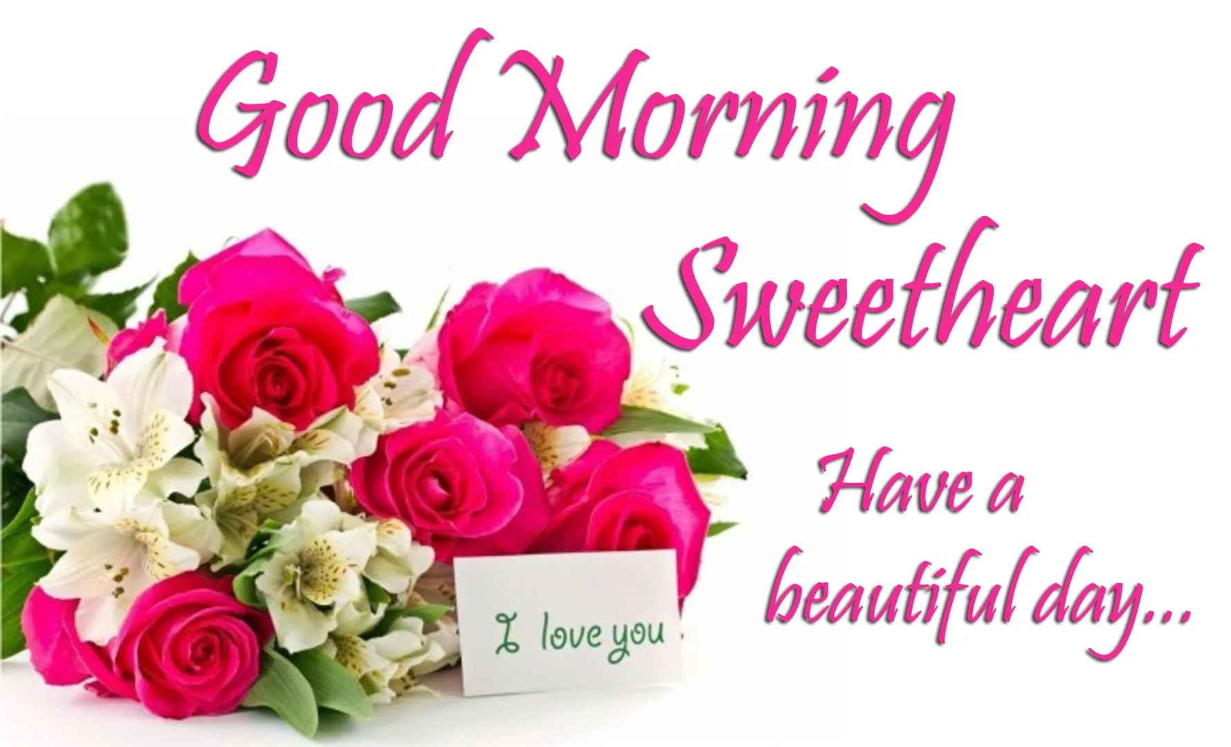 Lovely Good Morning Sweetheart Images Pictures Wallpapers