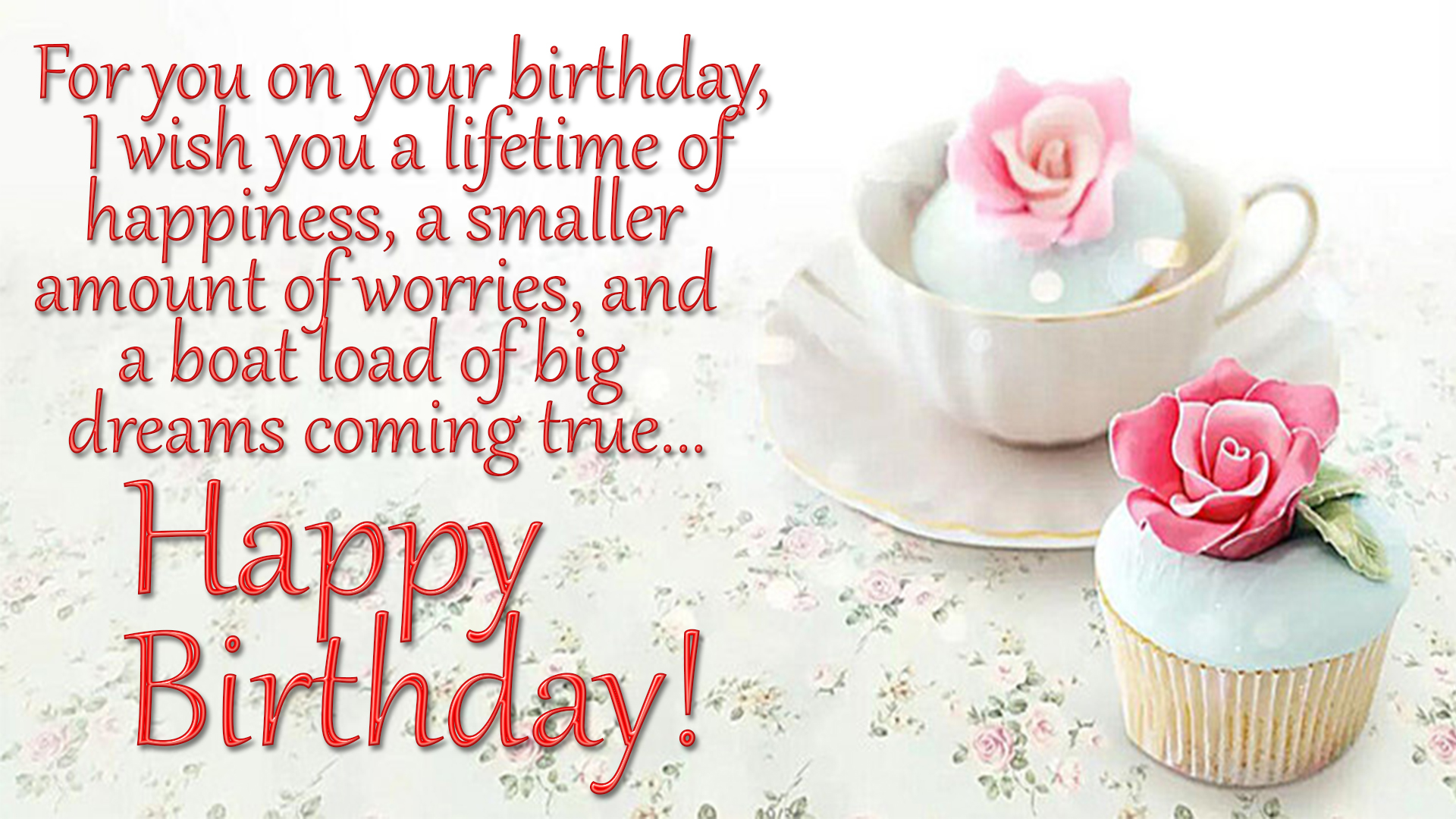 new happy birthday wishes 2020  birthday messages