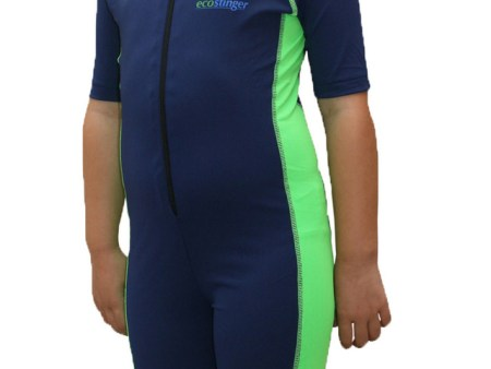 Girls Sun Protection Swimwear Sunsuit