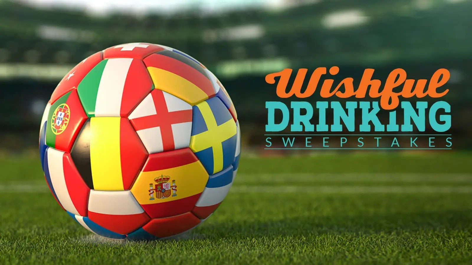 Have you seen the Euro 2020 Wishful Sweepstakes?