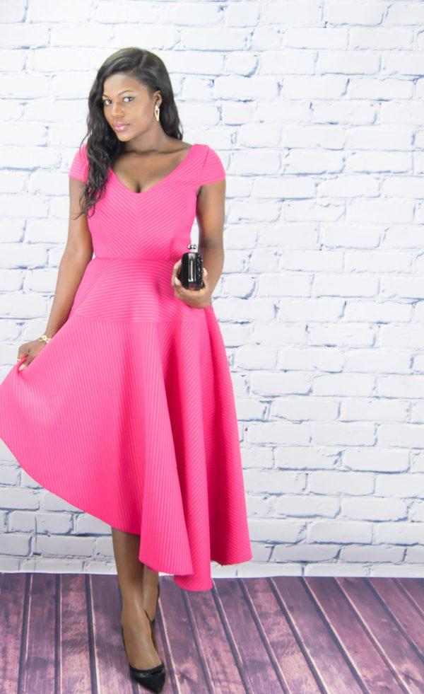 asymmetrical dress-14