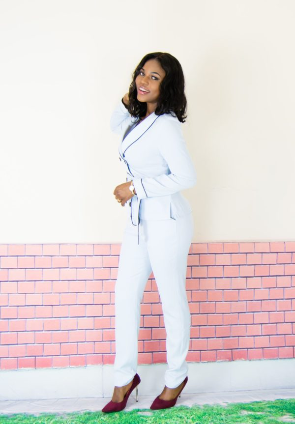 women suit co-ord