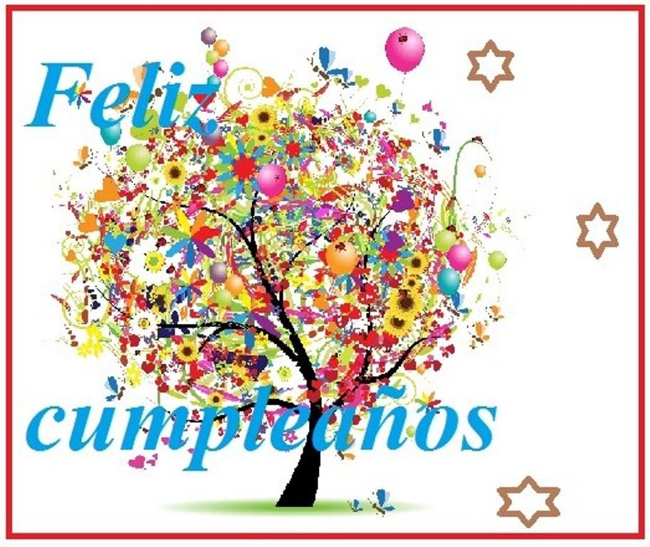 You Birthday Happy I Very Wish Spanish