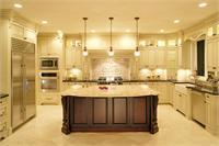 Neoclassical Kitchen Design