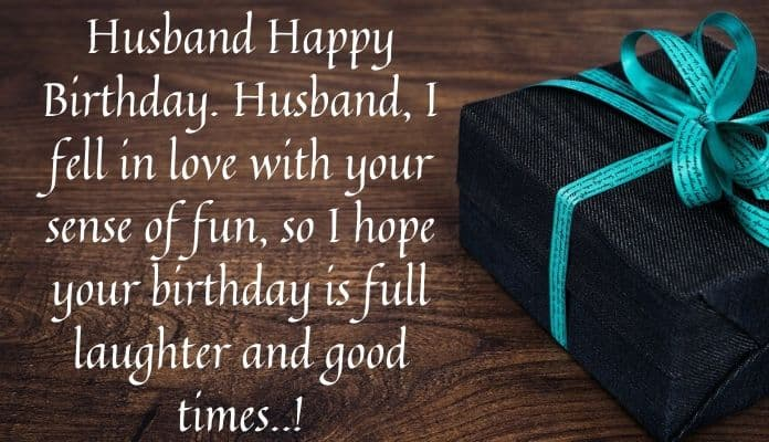 Emotional Message to Happy Birthday Wishes for Husband
