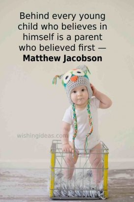 Quotes About Child Growing Up Images