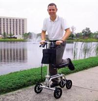 Knee Walker Rental Knee Scooters Rental Los Angeles Wishing Well Medical Supply
