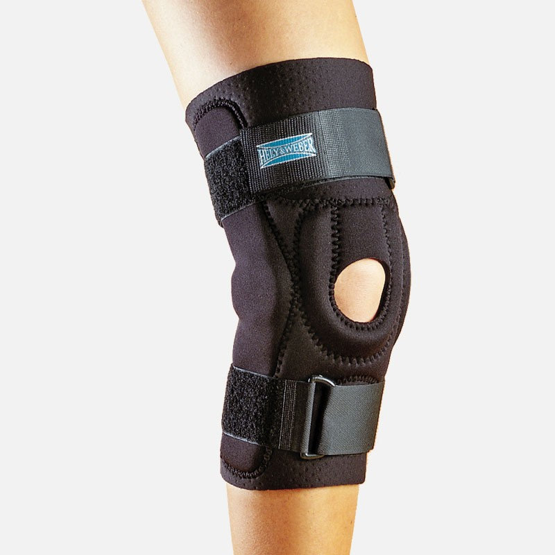 Knee Support Hinged Patella Stabilizer