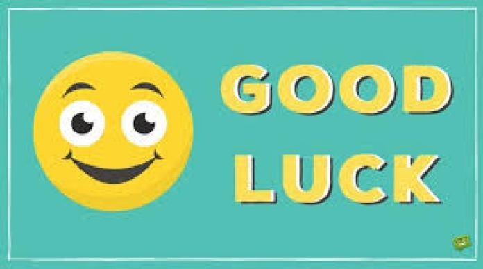 Good Luck message, wishes, text messages and Quotes for loved ones.