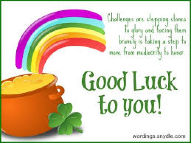 GoodLuck textmessage wishes quotes