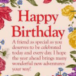 Best Happy Birthday Wishes And Messages