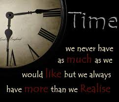 Quotes On Time And Love