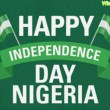 Happy Nigeria Independence Day