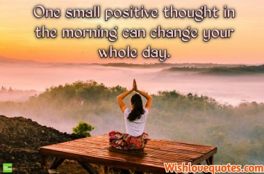 positive good morning quotes