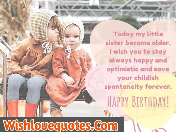 100 Funny Happy Birthday Sister Messages Wishlovequotes