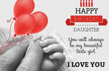 Blessing Birthday Wishes For My Daughter