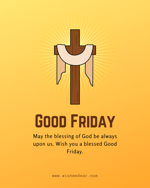 Good Friday wishes 2021