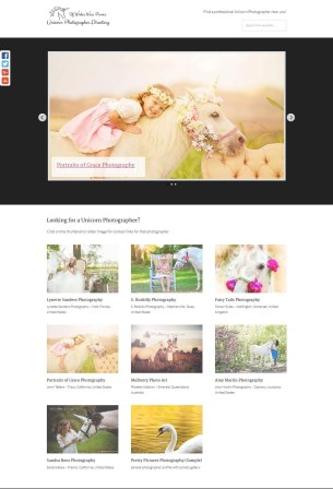 Unicorn Photographer Directory