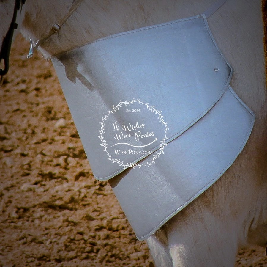 WishPony Armoury Overlapping Breastplate Armour for Horses and ...