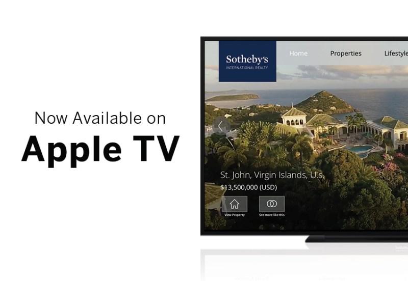 Sotheby's Apple TV App – Wish Sotheby's International Realty