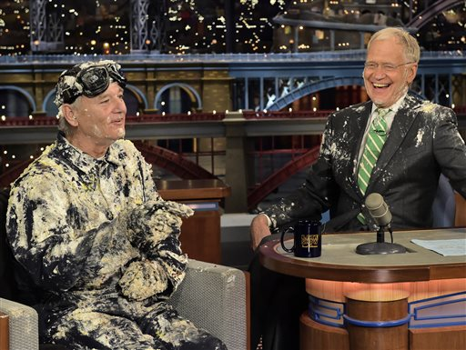 Bill Murray, David Letterman_156480